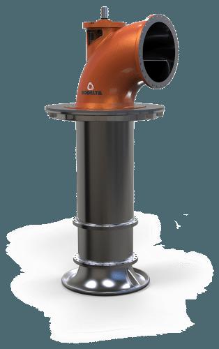 VS3 Axial Vertical turbine pump