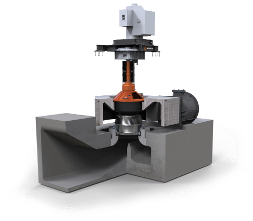 CVP (Concrete Volute Pump)