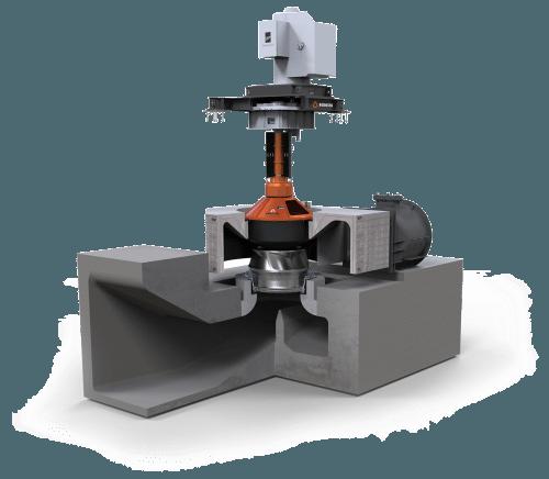 CVP (Concrete Volute Pump)