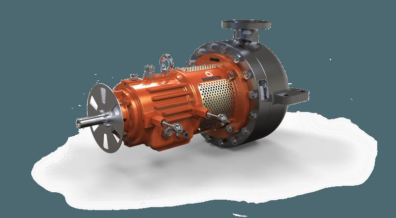OH2 API pump