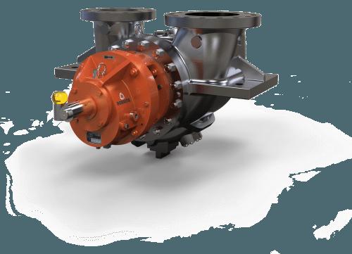 KBSD (BB2) pump