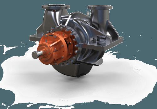 KBTS (BB2) pump