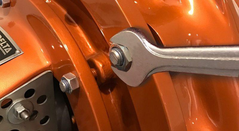 Rodelta spare parts