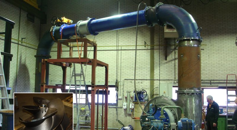Abagold project SPP pump test
