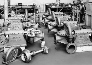 Delta OH pumps history