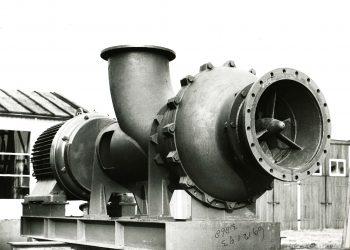 history elbow pump
