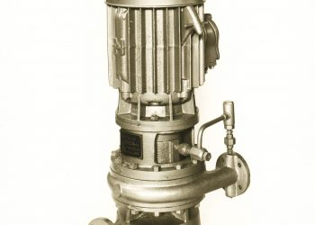 History close coupled pump