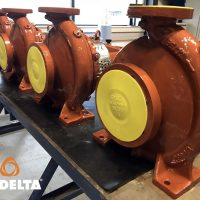 Chemical Norm pump