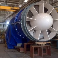 Axial flow