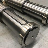 ETH pump shafts