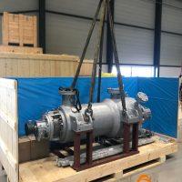 shipment BB5 pump