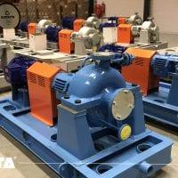 API 610 overhung pump
