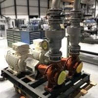 water norm pump