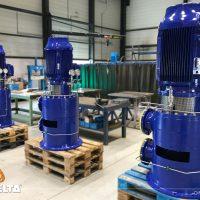 Diffuser pump