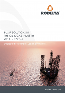 Brochure oil and gas Rodelta
